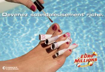 Euromillions : une gagnante du Nord de la France aurait décidé de soutenir la Croix-Rouge !