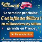 pluie de millionnaires My Million