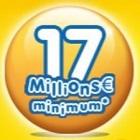 17 millions d'euros gagnant Loto