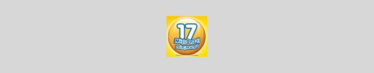 17millions euros gagnant loto