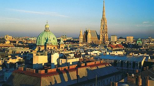 Vienne , la capitale Autrichienne