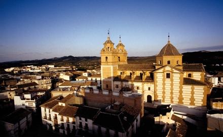 une vue de la région d'Alméria en Espagne
