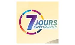 7 jours exceptionnels fdj 2014
