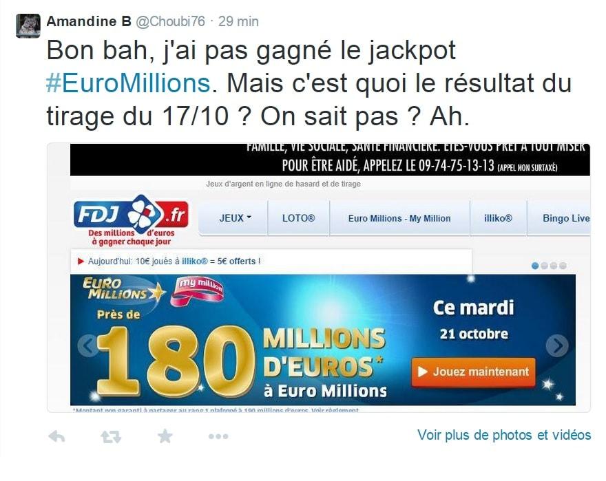 fail tweet fdj euromillions