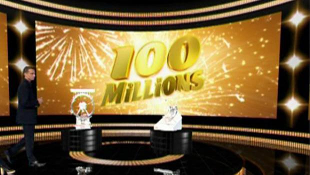 Un screenshot du tirage Euromillions du grand gagnant de 100 millions d'euros dans les Bouches du Rhône en 2009.