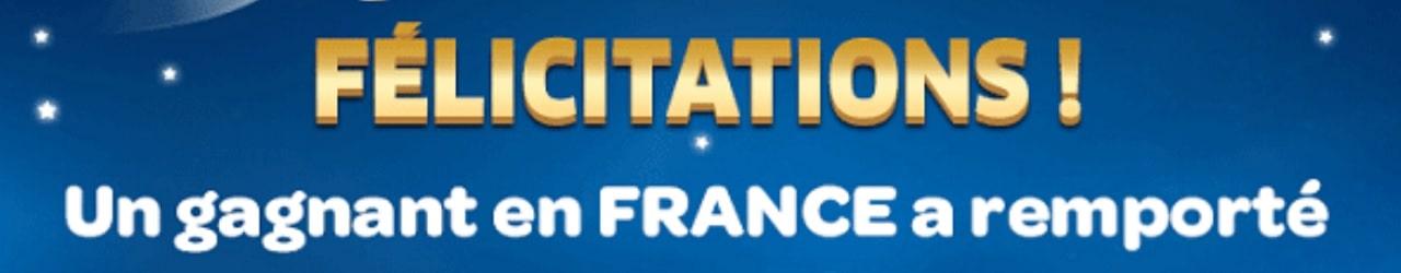 Gagnant Euromillions : un français et un britannique se partagent le jackpot