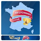 117ème millionnaire My Million dans la région Rhône Alpes