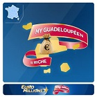 gagnant my million guadeloupe