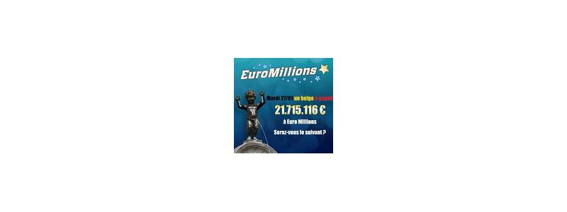 gagnant euromillions belgique 2015