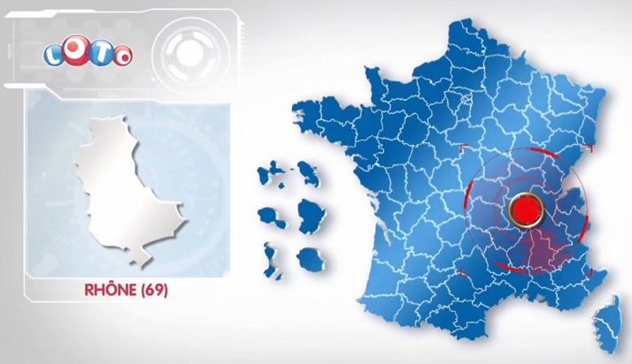 12ème gagnant Loto 2015 dans le Rhône