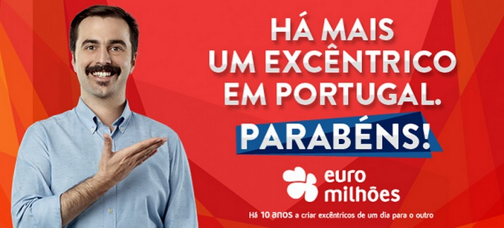 grand gagnant Portugal euromillions