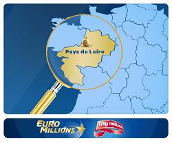 my million un gagnant dans les Pays de la Loire