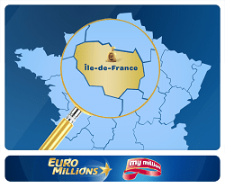 10ème millionnaire My Million en 2015 en Ile-de-France