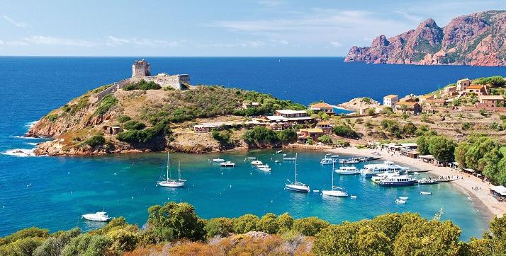 Un petit voyage en Corse