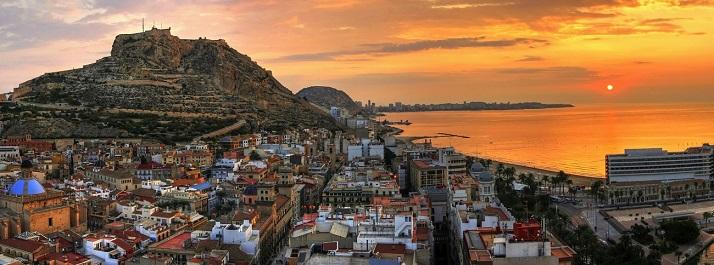 Le gagnant Euromillions du 18 décembre 2015 vient de la Province d'Alicante.