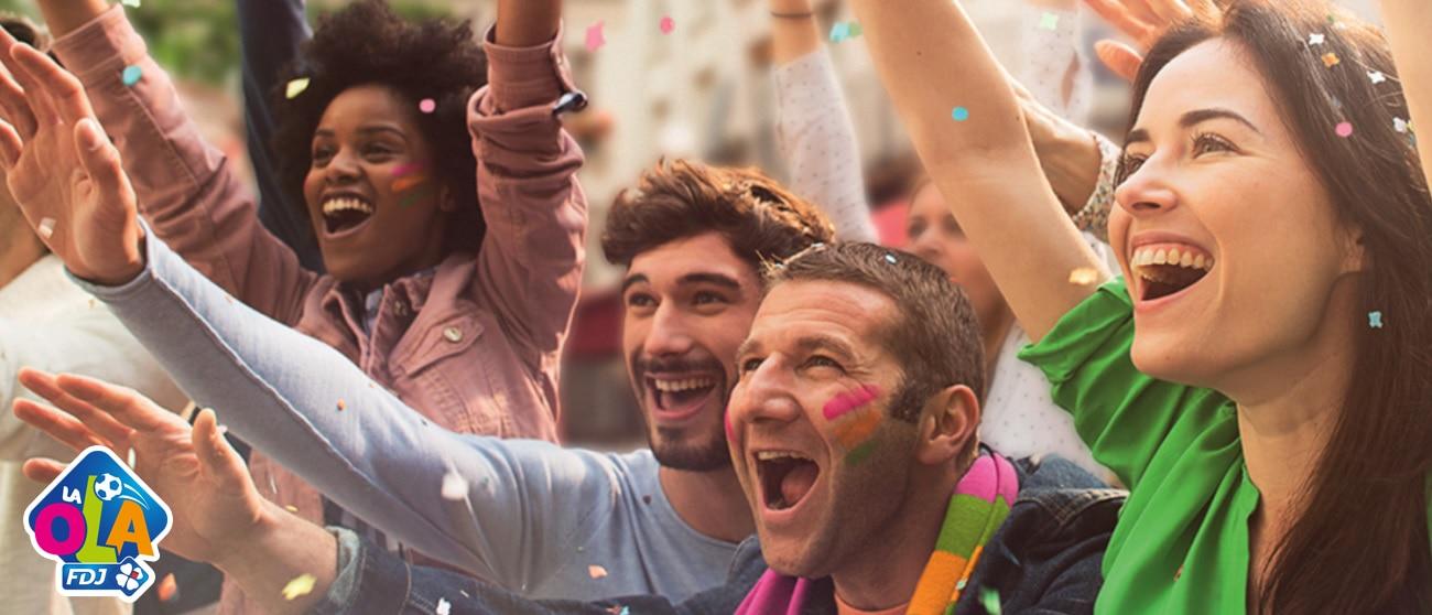 La OLA FDJ de l'Euro 2016