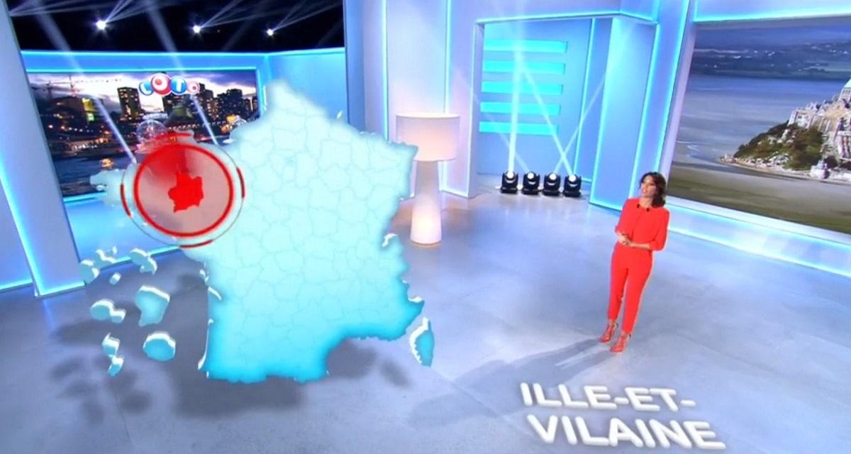 Gagnant Loto de l'Ille-et-Vilaine pur 12 millions d'euros