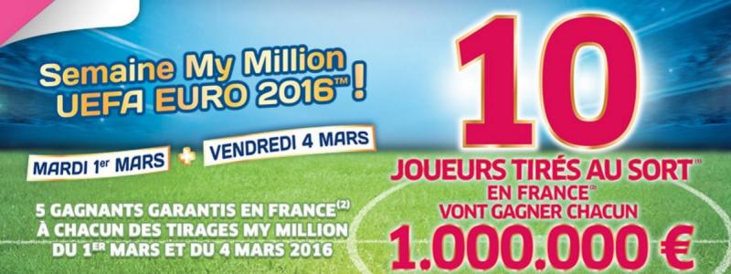 affiche semaine des millions uefa euro 2016