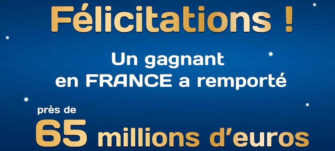 gagnant Euromillions en France