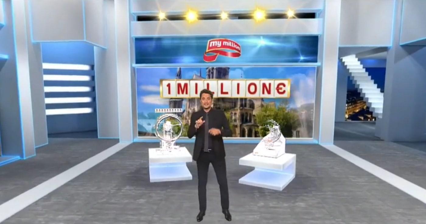 My Million avec Vincent Cerutti