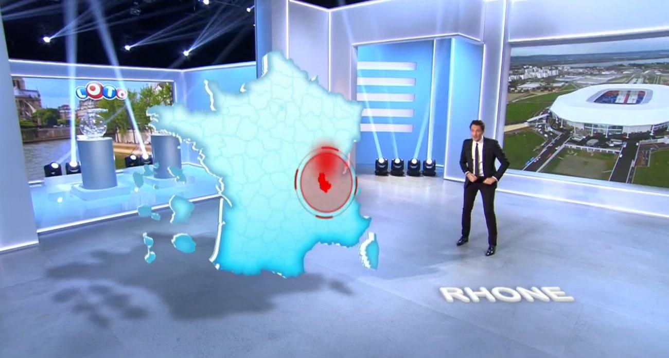 Gagnant Loto du 25 juin dans le Rhône pour 6 millions d'euros