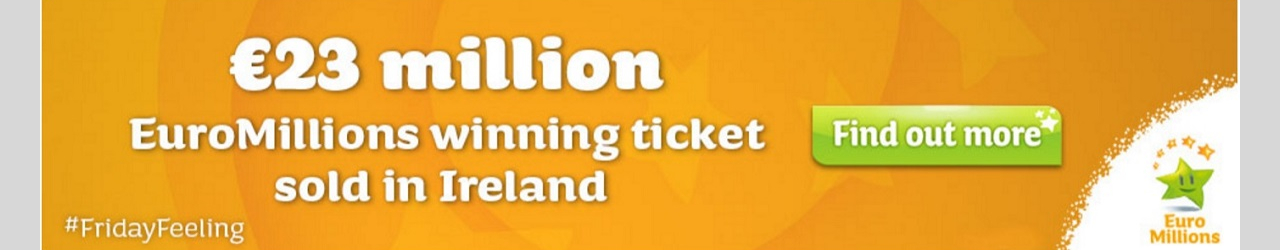 gagnant irlandais 23 8 millions euros