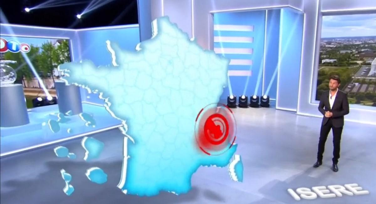gagnant Loto en Isère pour 3 millions d'euros