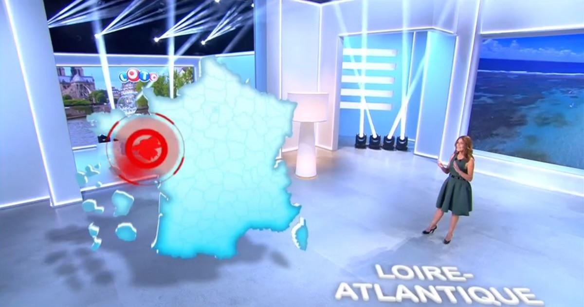 Gagnant Loto de la Loire Atlantique pour 2M d'€
