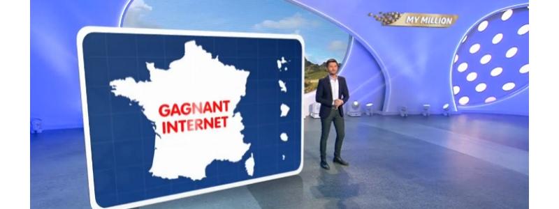 gagnant internet mymillon