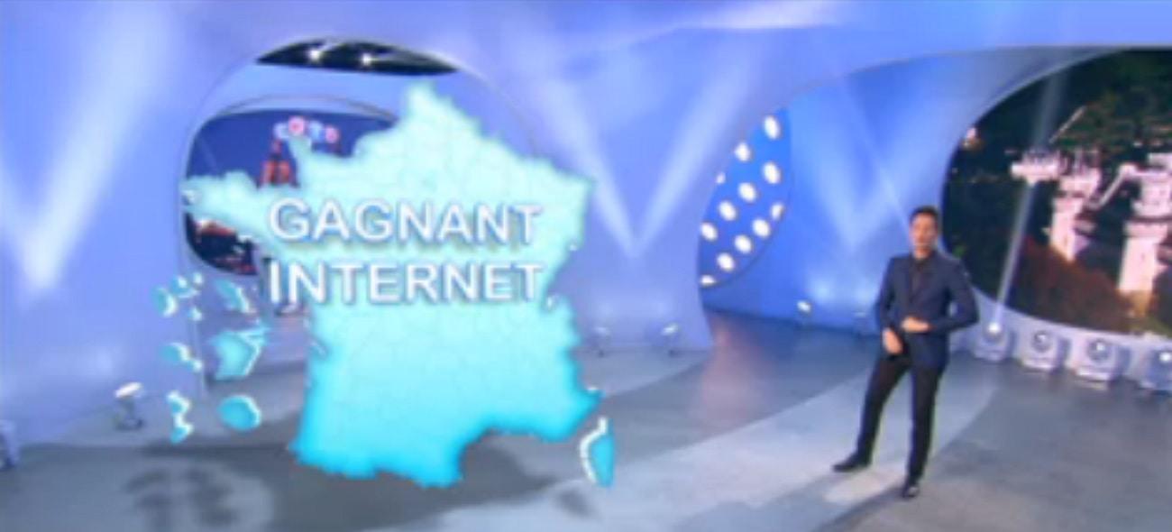 Gagnant Loto par internet pour 5 millions d'euros