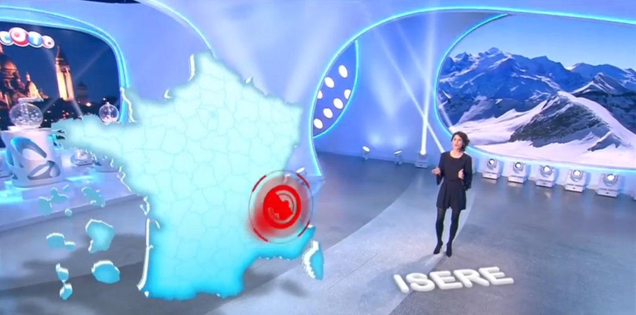 Gagnant en Isère de 5 millions d'euros
