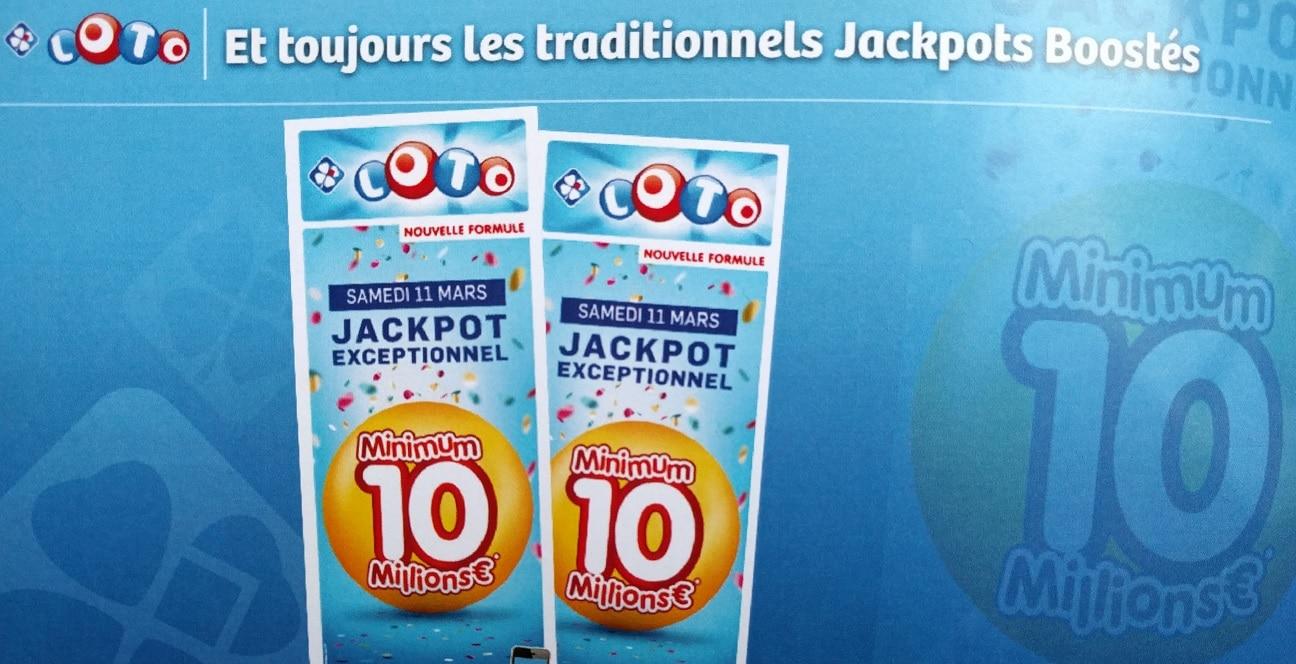jackpot boosté nouveau loto du 11 mars 2017