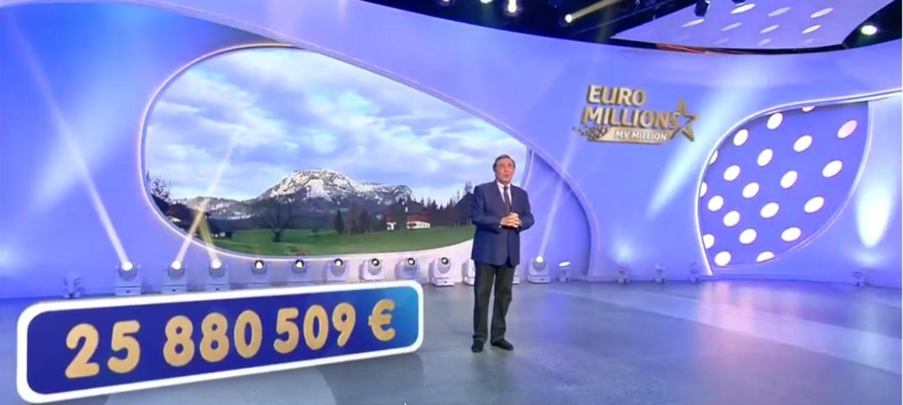 Tirage Euromillions du 31 janvier 2017