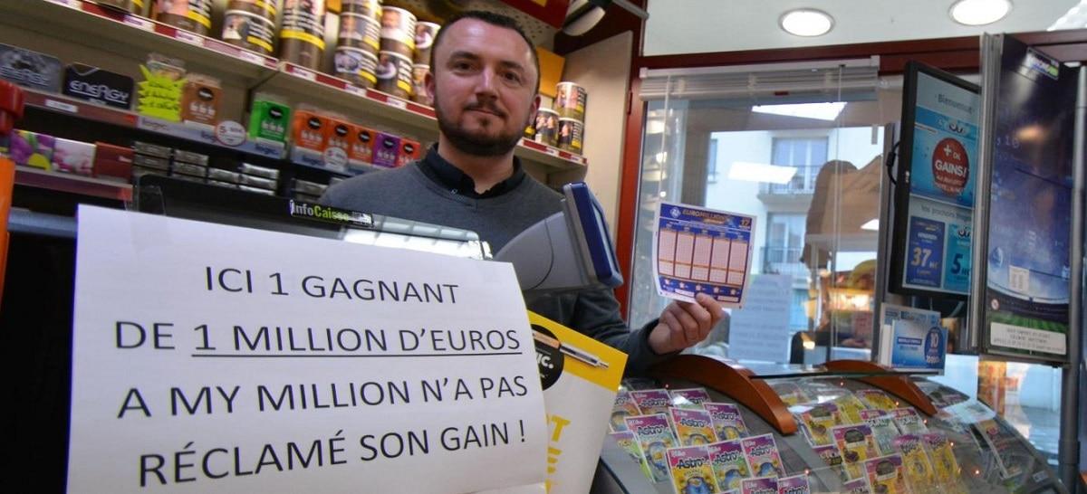 Gagnant introuvable My Million à Chalons-en-Champagne
