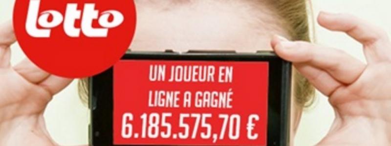 gagnant lotto belge en ligne