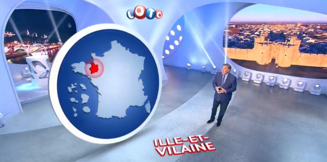 gagnant Loto en Ille-et-Vilaine pour 13 millions d'euros