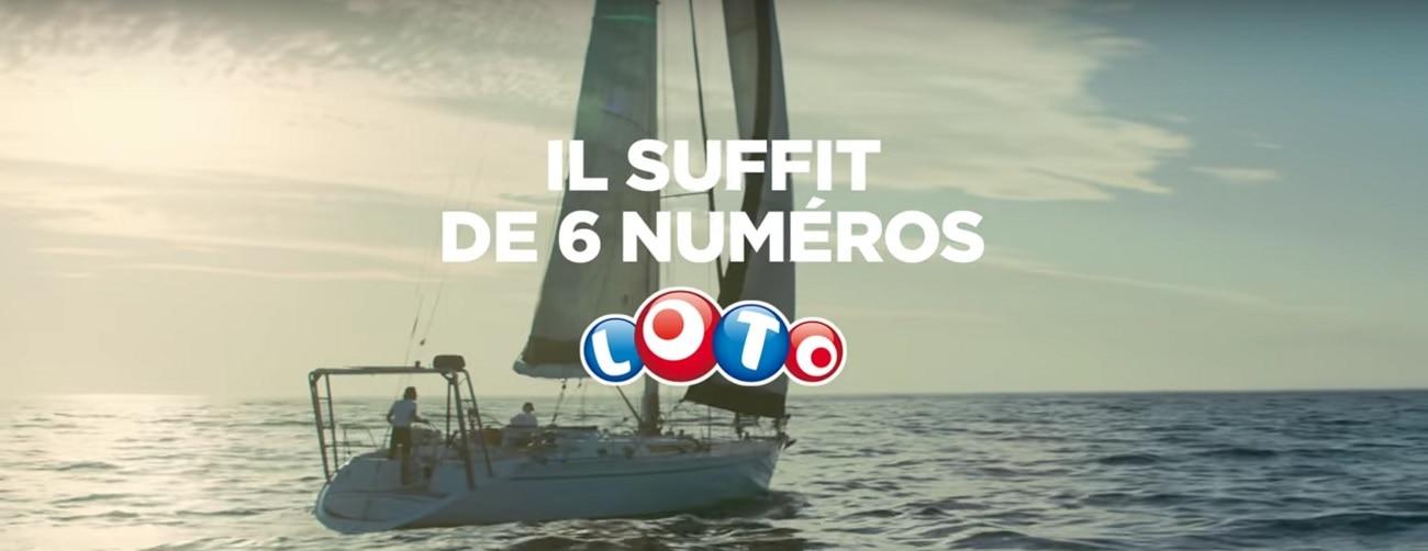 Nouveau loto publicit il suffit de 6 bons num ros 3 nouveaux clips - Tarif grille euromillion ...
