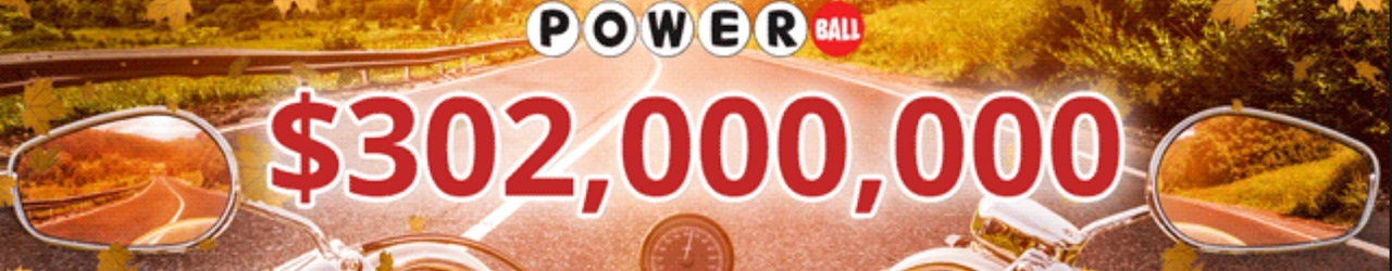 jackpot powerball 302 millions dollars