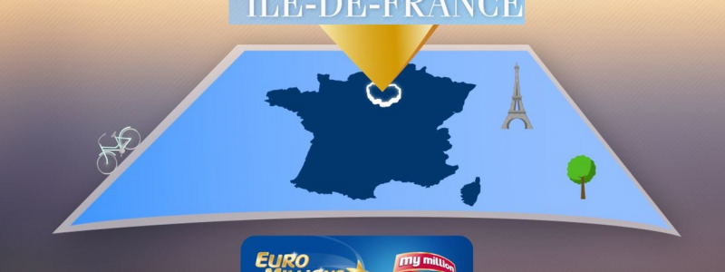 mymillion ile de france gagnant paris