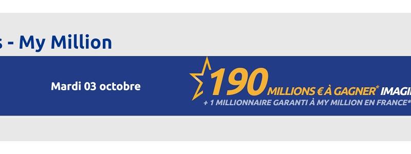 millionnaires euromillions 190 millions euros