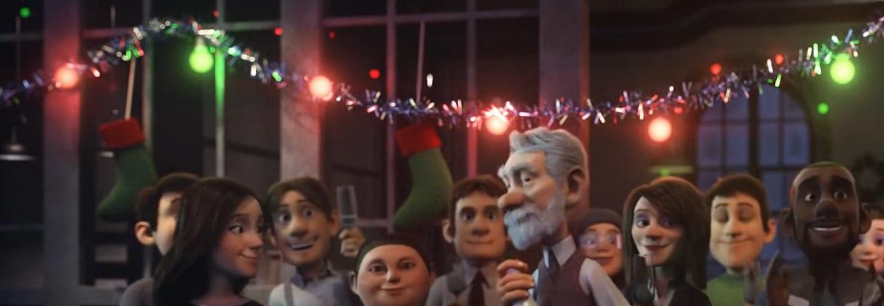 Publicité Justino : le Loto de Noël en Espagne