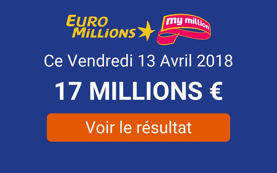 Resultat Loto Euromillion