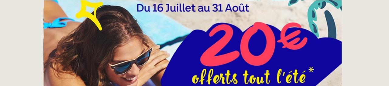 Inscription Bonus FDJ.fr pour 20€ offert