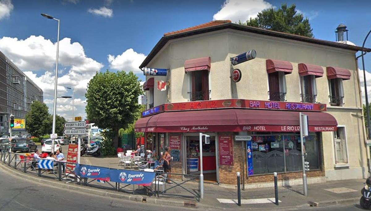 Le Bar/restaurant Rio Liz de Fontenais Sous Bois