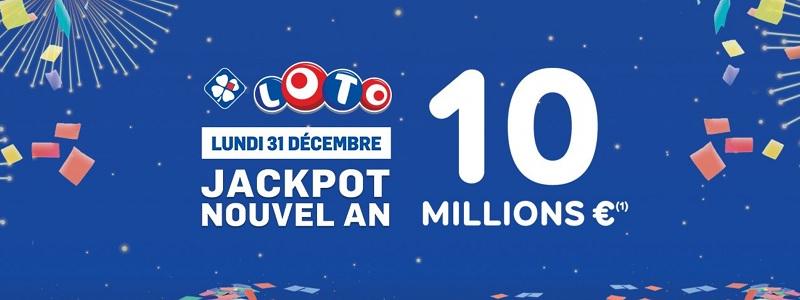 jackpot loto du nouvel an 2018