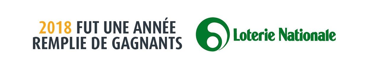 bilan 2018 loterie nationale belge