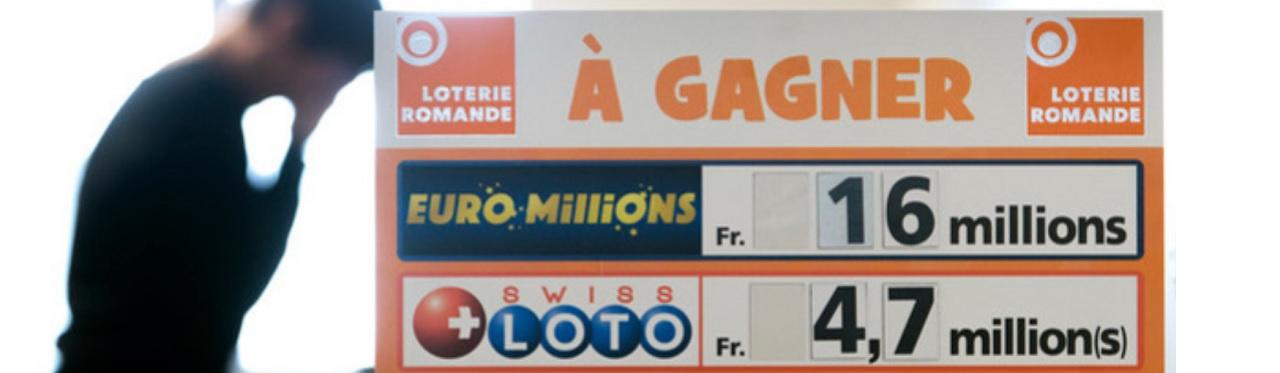 Loteries Suisses : les gagnants de 2018