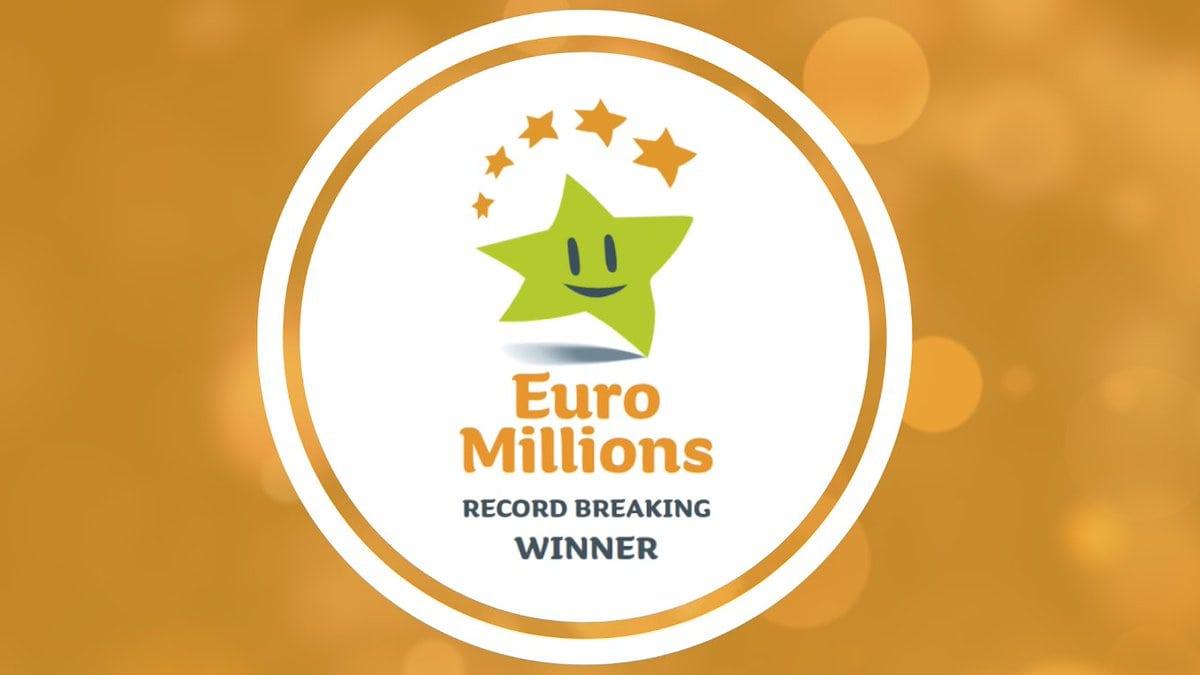 EuroMillions : gagnant en Irlande pour 175,4 millions d'euros