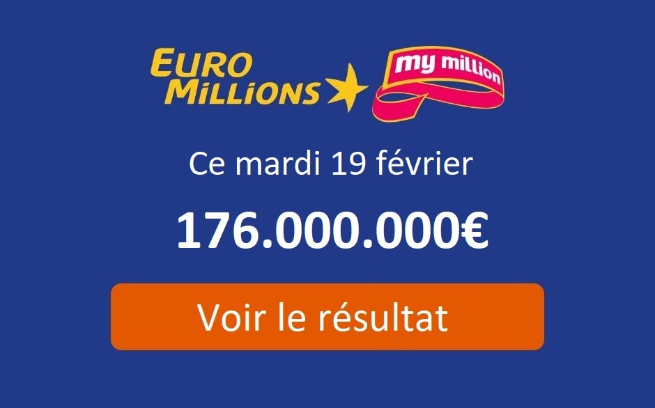 Euromillion Result
