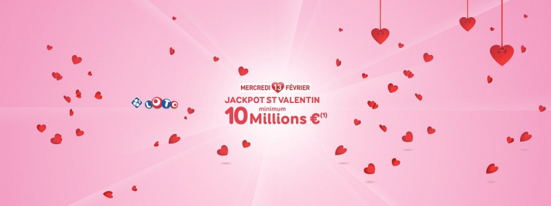super tirage saint valentin loto 2019